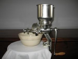 Porkert Flour Mill